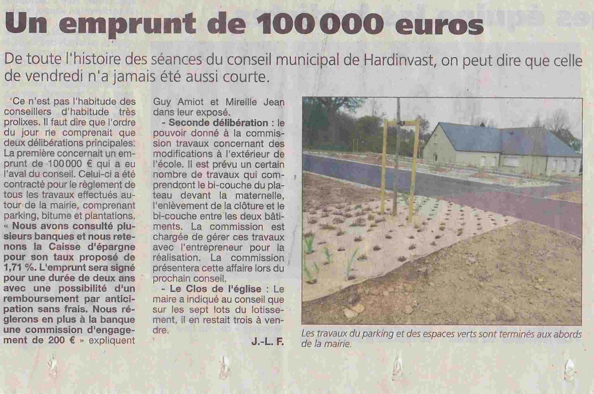 comment emprunter 100 000 euros la r ponse est sur